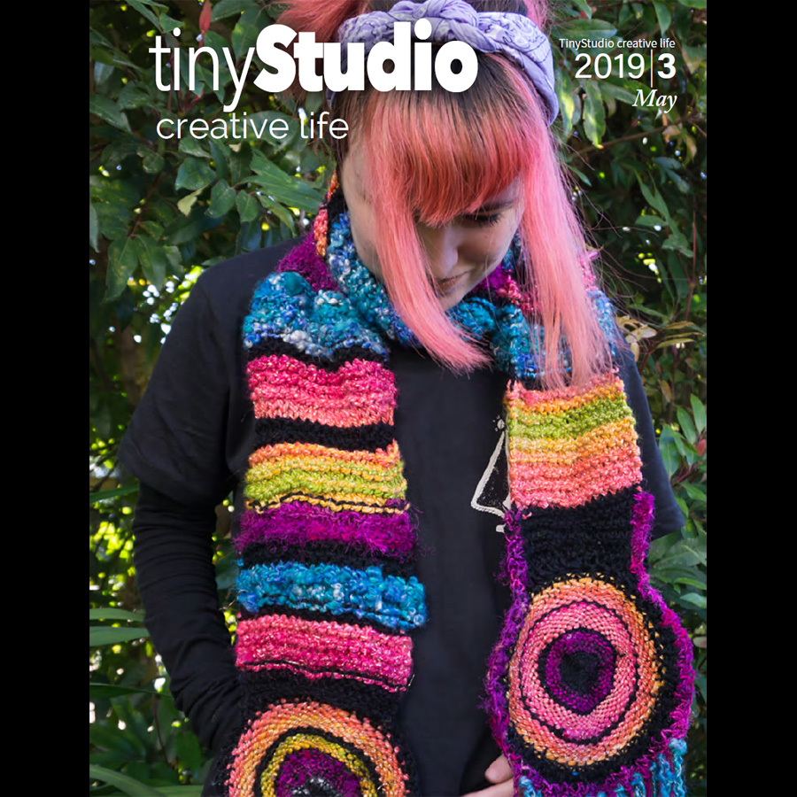 tinyStudio Creative Life 3 - Back Issue