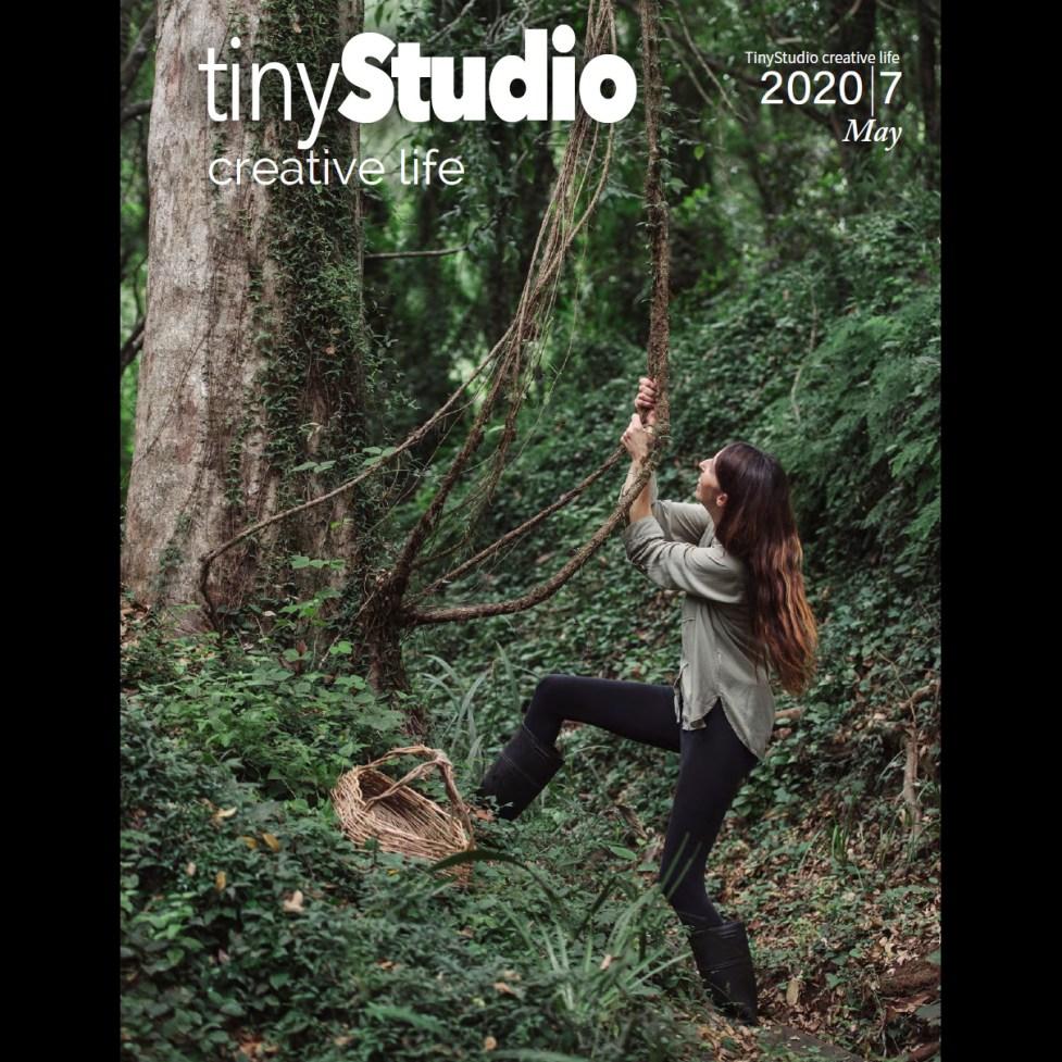 tinyStudio Creative Life 7 - Back Issue