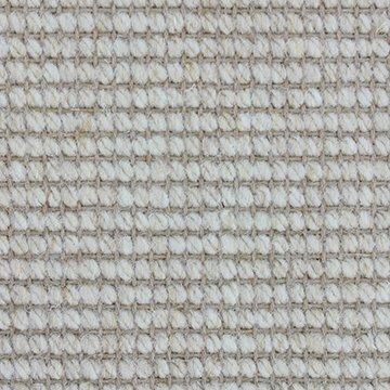 Wool Flatweave Classic Small Boucle Limestone