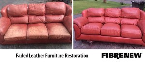 leather couch sofa repaired