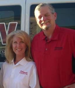 Fibrenew Upstate Rick & Lynn Halpin