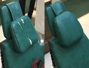 Medical Furniture Vinyl Restoration Fibrenew