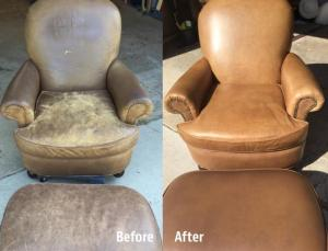 Leather Furniture Restoration Fibrenew