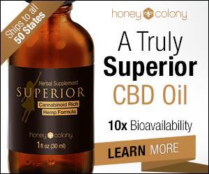 A truly Superior CBD Oil