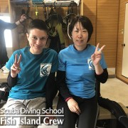 PADI Women's Dive Day 2019スタート