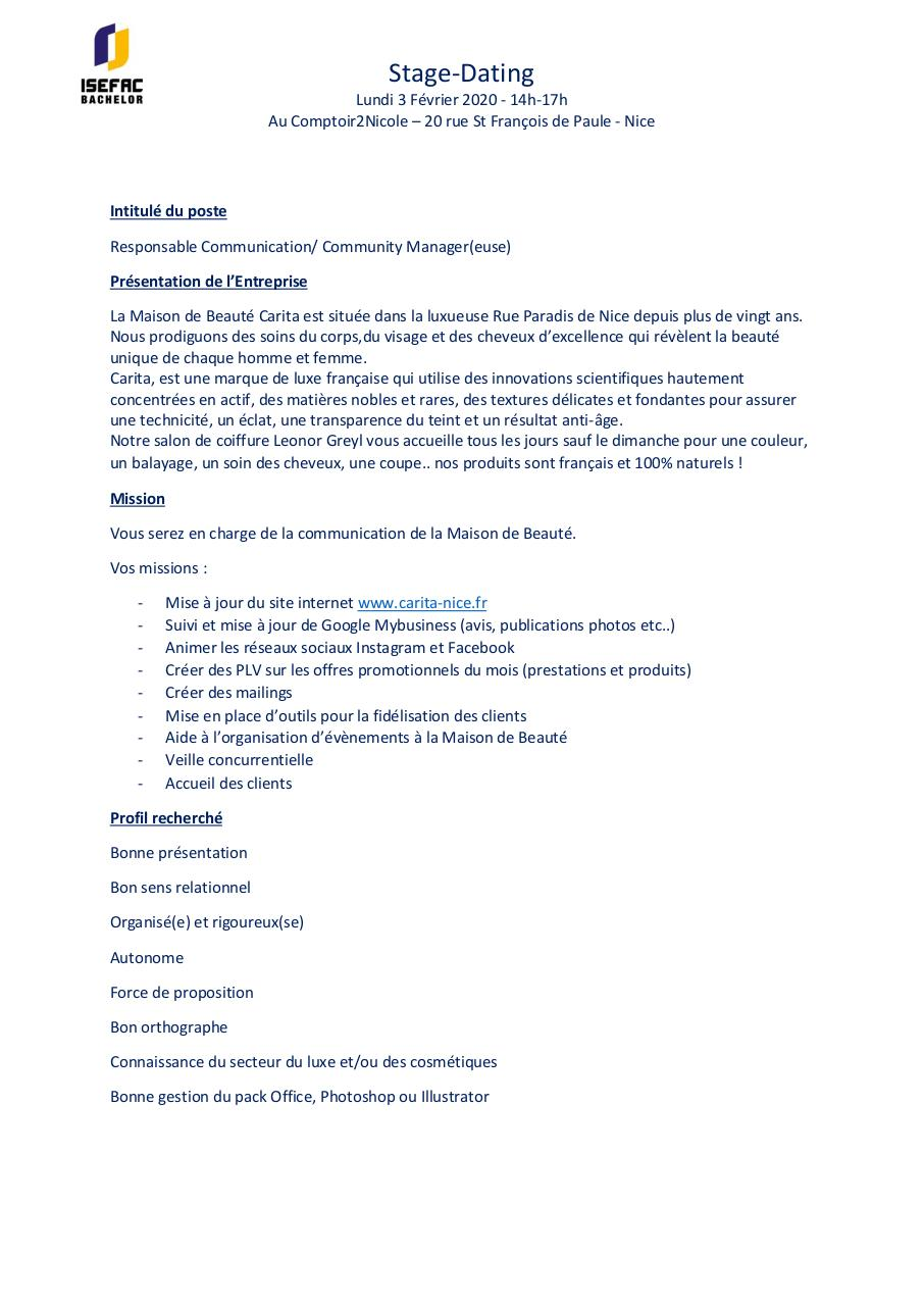 Fiche Organisation Maison   Ventana Blog