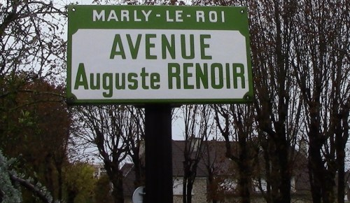 Avenue Renoir