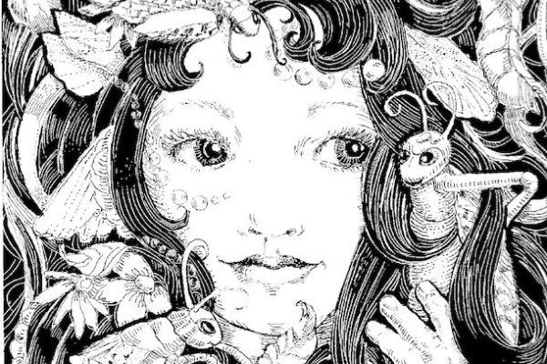 """Children's Lit Issue – """"Mirror Girl"""" by Allison Quaid"""