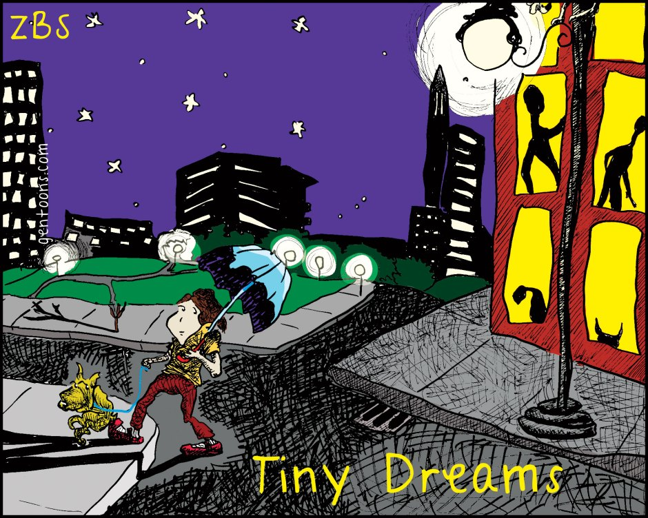 "The ""Tiny Dreams"" Podcasts, Part the Fourth"