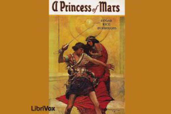 "Podcast: ""A Princess of Mars"""