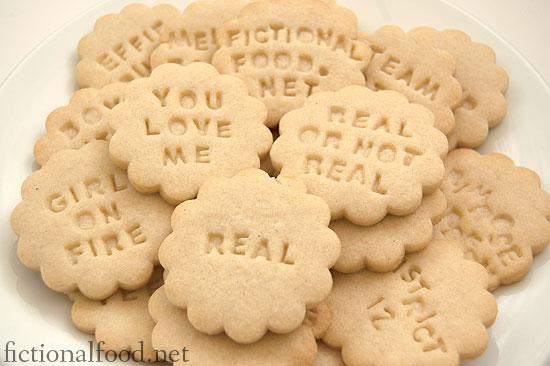 Sweethearts – Hunger Games Sugar Cookies