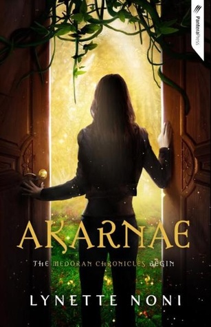 Book Review: Akarnae by Lynette Noni