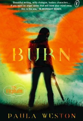 (The Final Showdown): Burn by Paula Weston