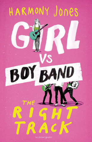 Girl vs Boy Band: The Right Track by Harmony Jones