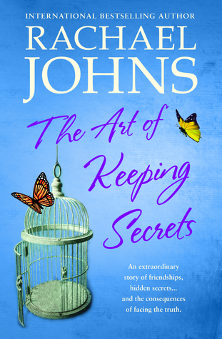 Review: The Art of Keeping Secrets by Rachael Johns