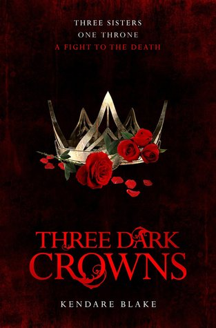 (Review): Three Dark Crowns by Kendare Blake