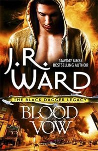(Book Review): Blood Vow by JR Ward