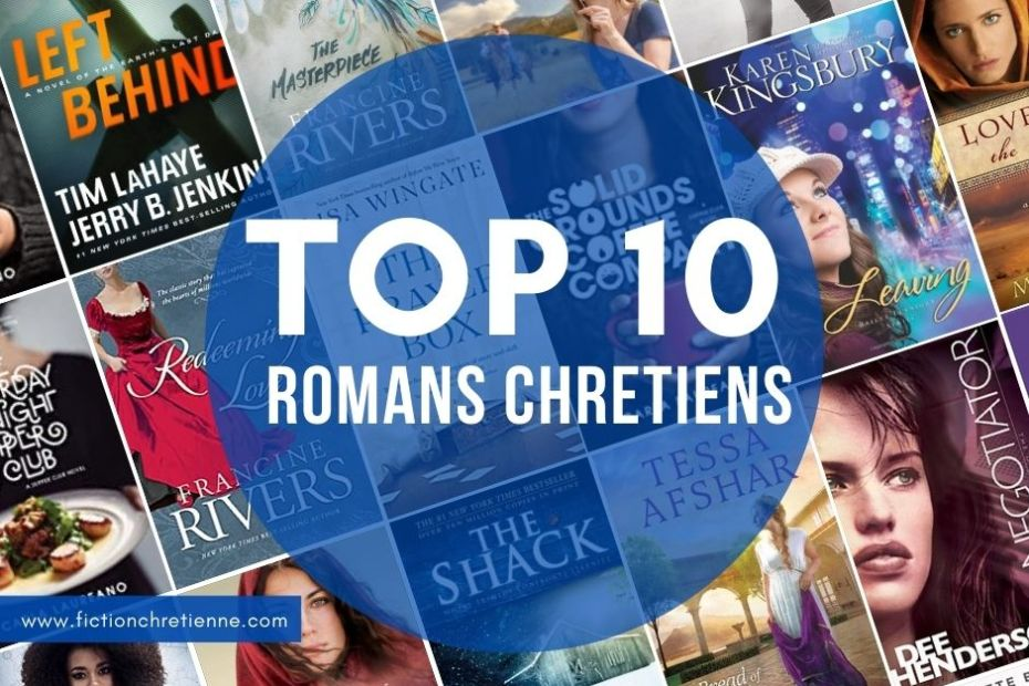 Top 10 romans chrétiens