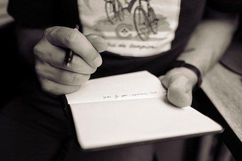 Ecrire une nouvelle-ne pas éborer