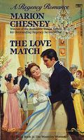 Image result for marion chesney the love match