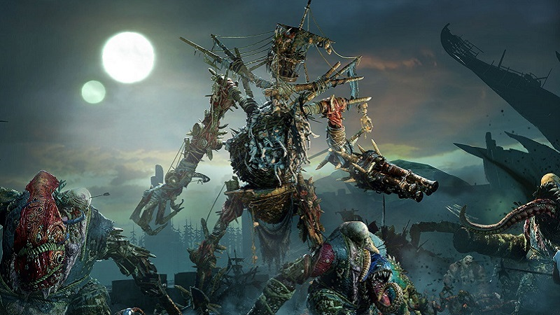 Total War: Warhammer 2 Introduces Vampire Coast, New Gameplay Mechanics