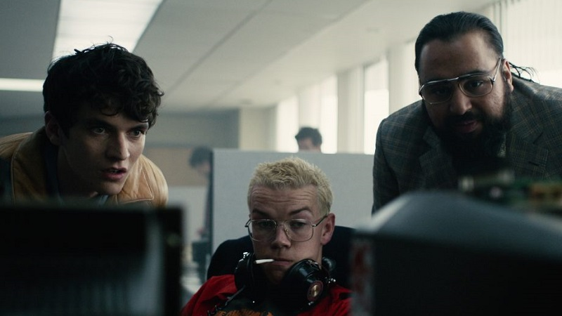 Black Mirror's Bandersnatch Script Was Just as Interactive as the Episode Itself