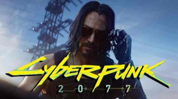 Keanu Cyberpunk