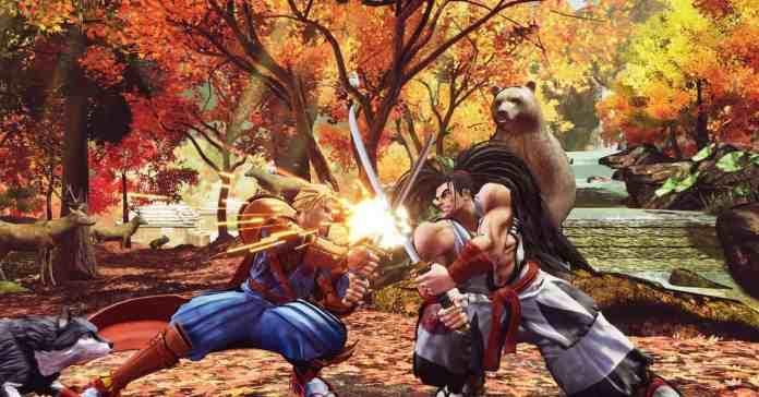 samurai showdown