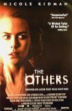 """The Others"" was released in 2001. It is the first English-only film to receive the Best Film Award at the Goyas (Spain's National Film Awards)."