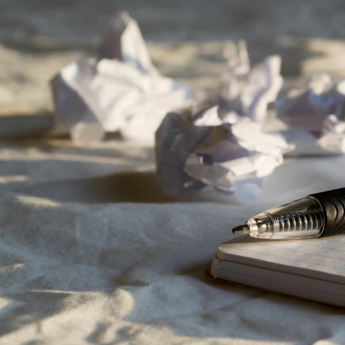 Writer's block – if it is real, can we combat it?