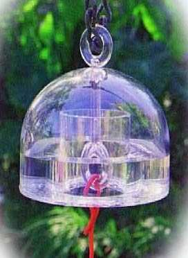 Hummingbird Feeder Ant Moat Trap