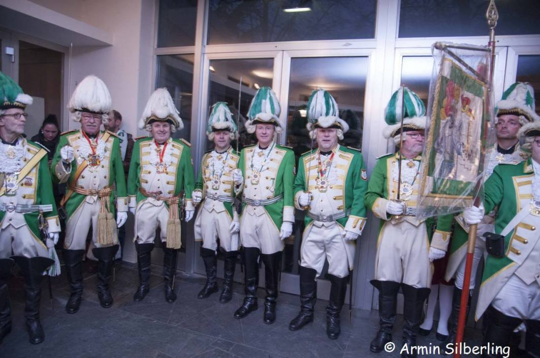 Prunksitzung Stadtsoldaten 2018