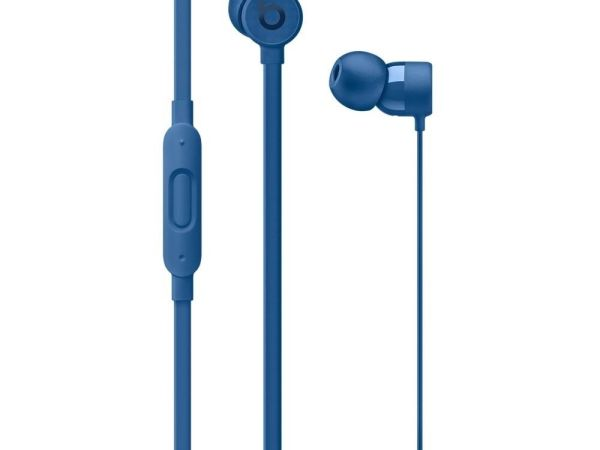 Beats urBeats3 MQFW2ZM/A Headphones with 3.5 mm Plug - Blue