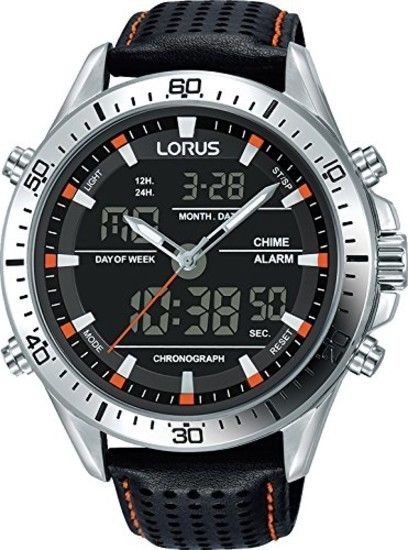 Lorus Sport RW637AX9 Mens Chronograph very sporty 1
