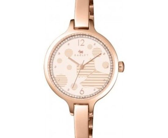 Radley RY4256 Ladies Ormond Rose Gold Plated Bracelet Watch