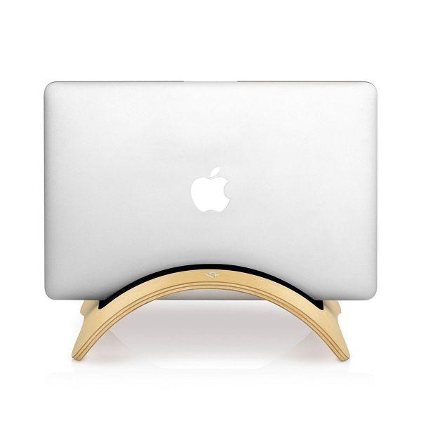 Twelve South BookArc mod for MacBook, birch | Modern wood desktop stand for MacB 1