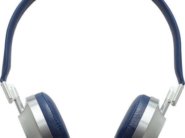National Aedle Overhead Headphones Vk-1 midnight and  Silver colour BNIB
