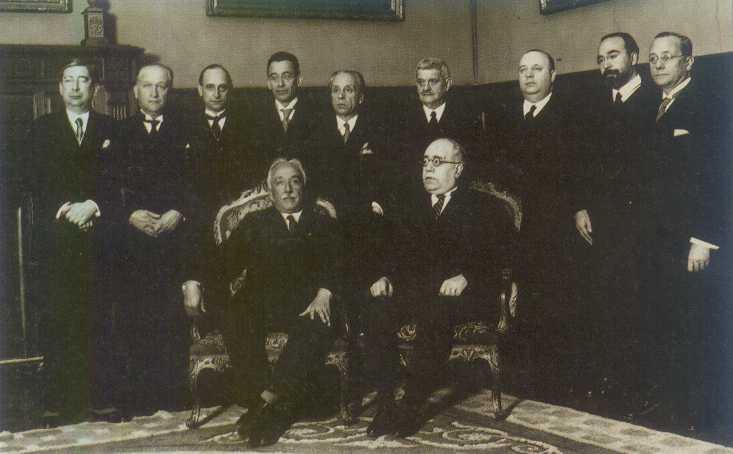 Image result for guerra civil  el gobierno republicano manuel azaña