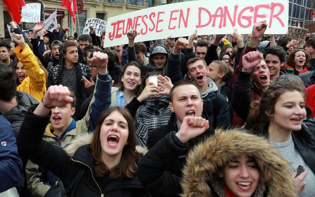 Appel à la mobilisation le Jeudi 30 Novembre contre la sélection à l'université !