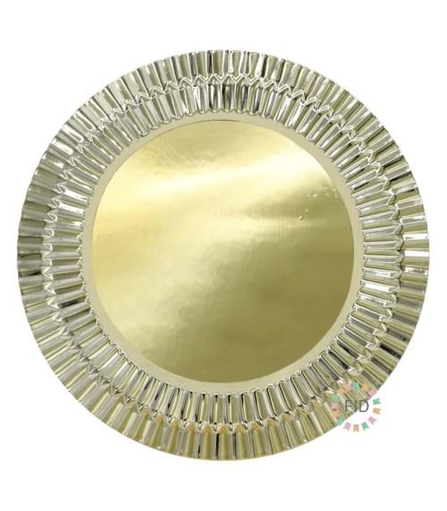 Plato Dorado D1-1