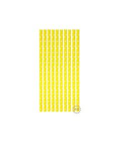 Sorbete Amarillo con Puntos