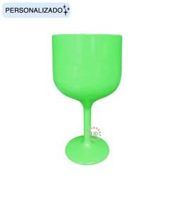 Copa de Color Verde Pastel