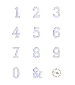 Números LED