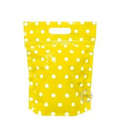 Bolsa con Cierre Hermético Amarillo