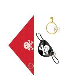 Accesorio Set de Pirata