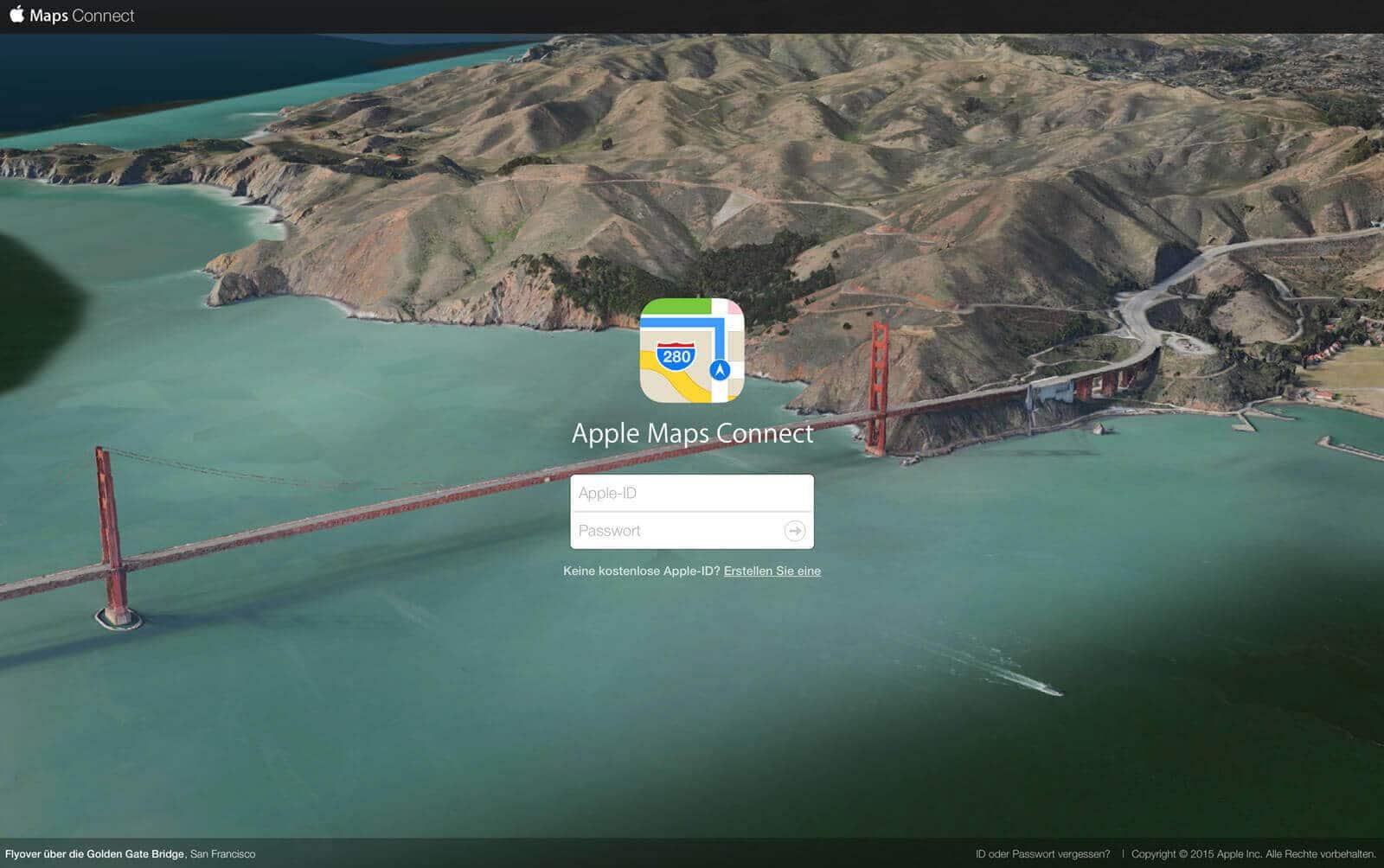 Apple Maps für lokale Unternehmen