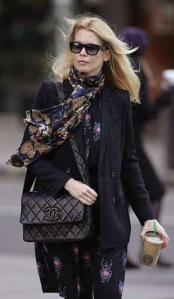 Claudia+Schiffer+Shoulder+Bags+Quilted+Leather+IUa8psU7Tail