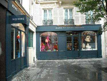Marc Jacobs, Paris