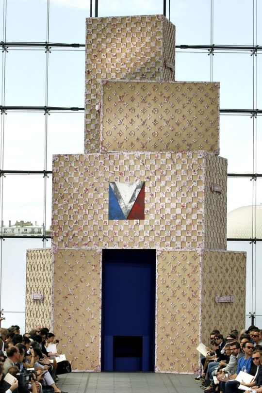 SS 2012 Louis Vuitton
