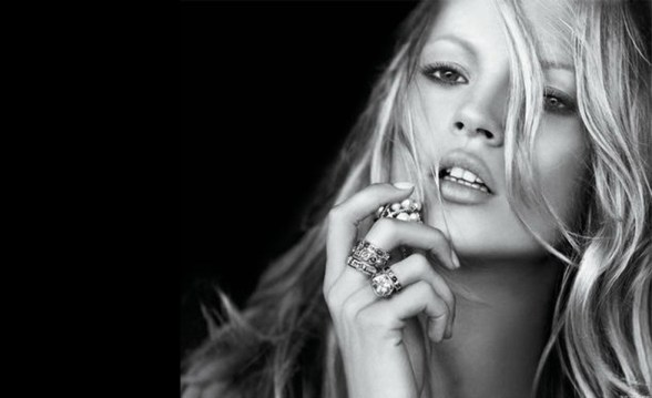 Kate Moss Designs Jewelry Collection, Fred